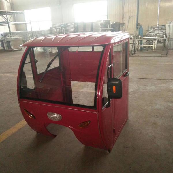 1200宽三轮车驾驶室